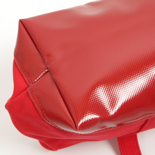 BAGWORKS DOCTORMAN S Red / Red 10P30Nov14