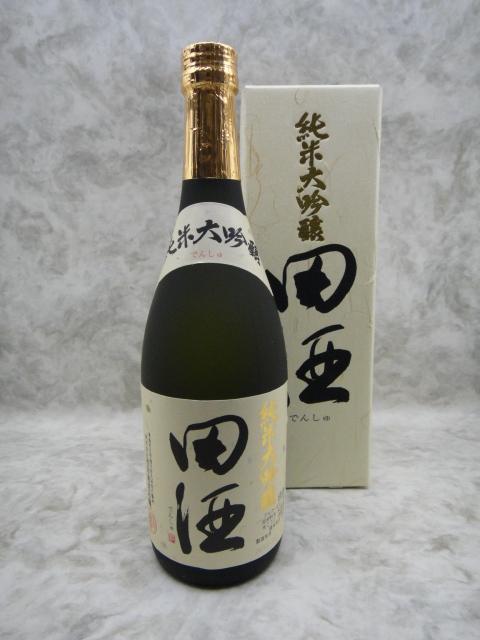 田酒 純米大吟醸 720ml 日本酒 2019年10月詰