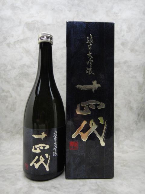 十四代 純米大吟醸 雪女神 日本酒 720ml 2019年8月