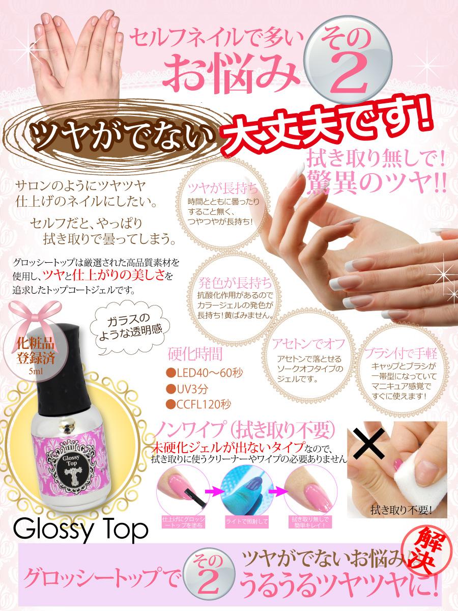 nail-recipe | Rakuten Global Market: Full renewal gel nail Starter ...