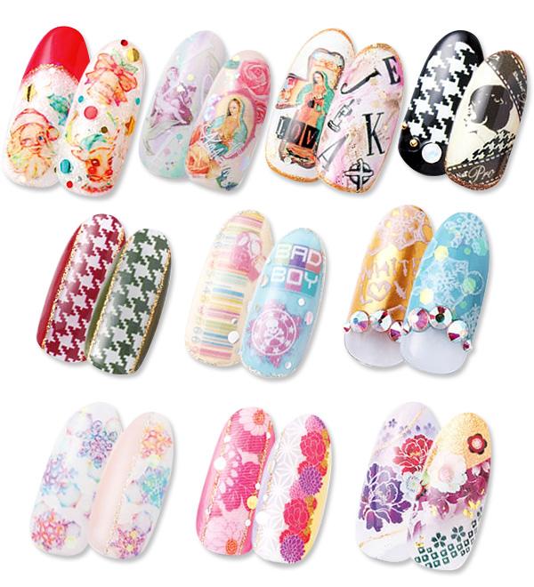 Copying nail pro nail seal 2013 & 2014 Winter Collection Sha-Nail Pro