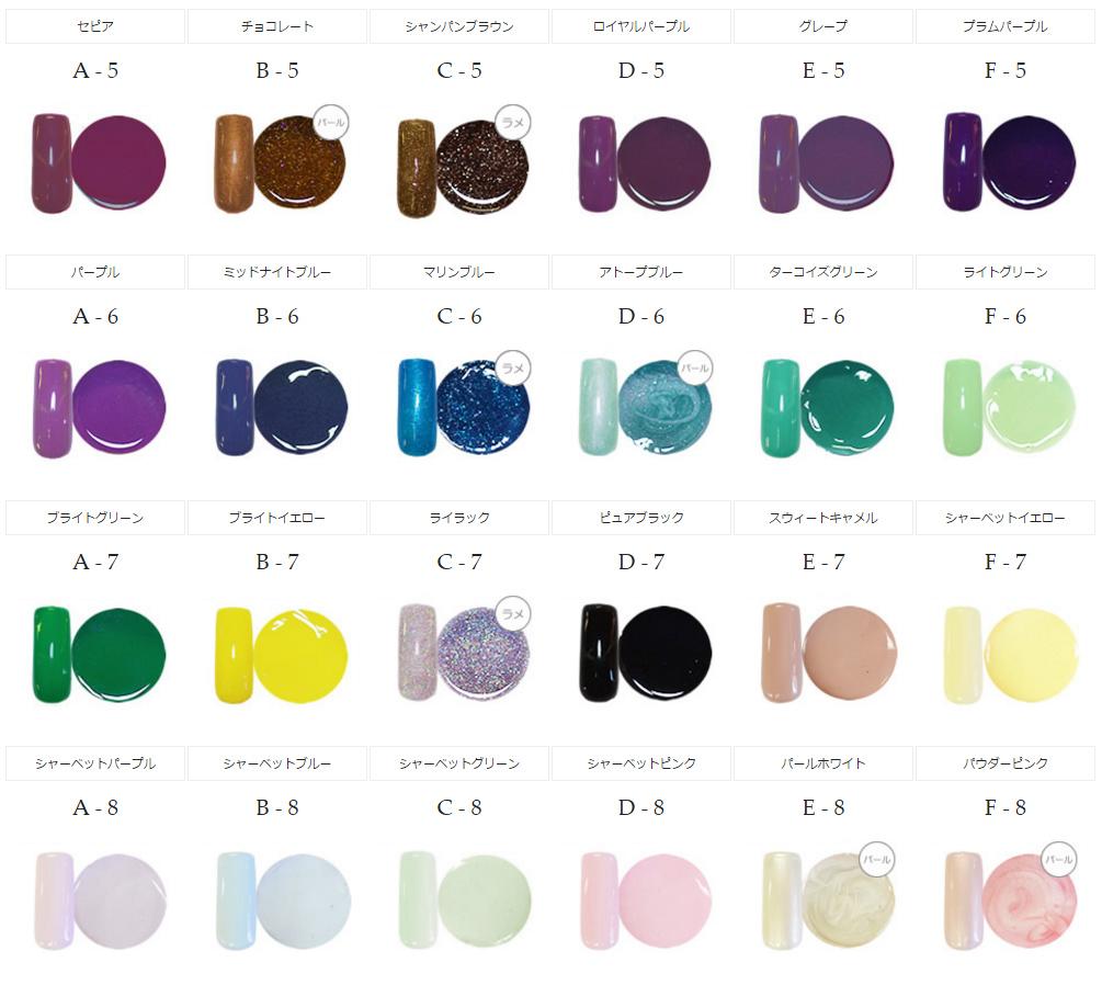 Nail Mania Tokyo Gelnail | Rakuten Global Market: Color gel topical ...