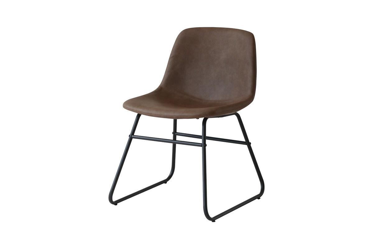 <title>デスクチェア おしゃれ 北欧 オフィスチェア 販売実績No.1 子供 パソコンチェア PCチェア ダイニングチェア チェア チェアー 椅子 イス PVC レトロ ヴィンテージ Vino Chair ch-3285</title>