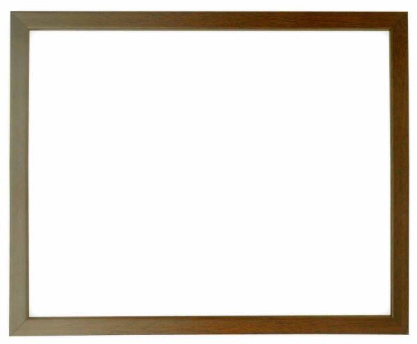 シンプル 安価 高品質 の 歩 シリーズ 木製フレームで人気ナンバー1 額縁 デッサン額縁 歩-7 アートフレーム 壁掛け インテリア インチサイズ 絵画 休日 大幅にプライスダウン 玄関 ☆前面アクリル仕様☆ 254×203mm ブラウン