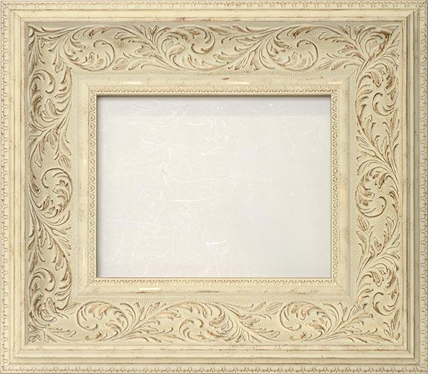 デッサン額縁 8202/ホワイト B4サイズ(364×257mm)☆前面アクリル仕様☆【絵画/壁掛け/インテリア/玄関/アートフレーム】