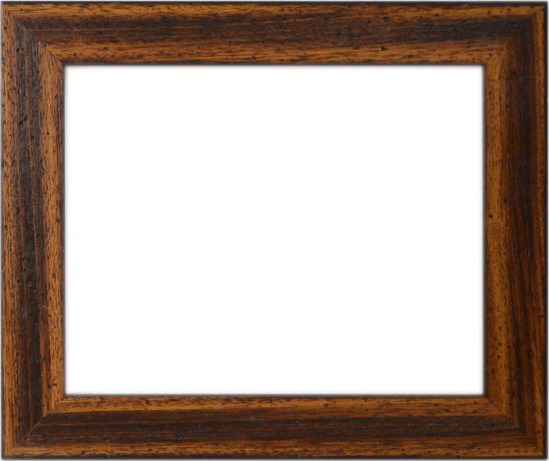 デッサン額縁 1412/ブラウン(オイル塗装) B2サイズ(728×515mm)☆前面アクリル仕様☆【絵画/壁掛け/インテリア/玄関/アートフレーム】
