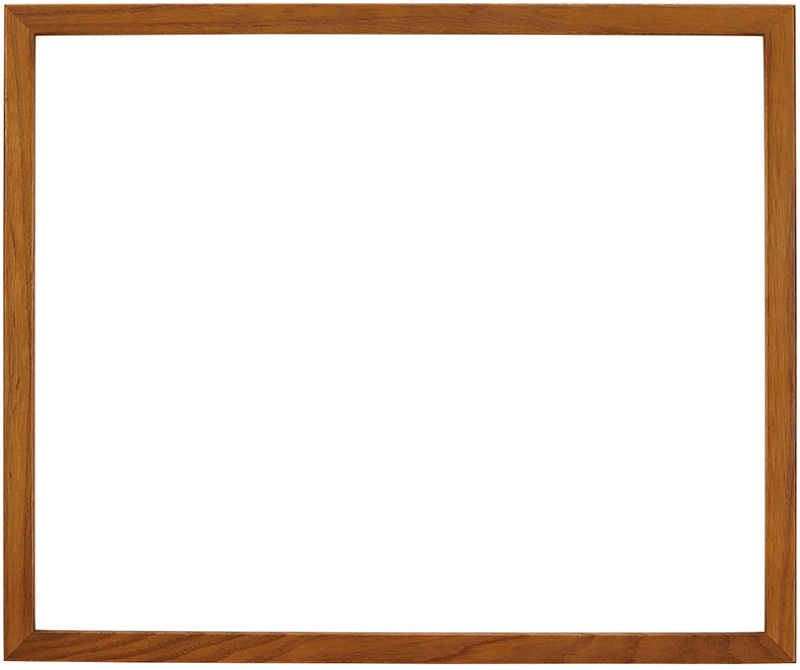 デッサン額縁 D818/オーク 大全紙サイズ(727×545mm)☆前面アクリル仕様☆【ラーソン・ジュール】【絵画/壁掛け/インテリア/玄関/アートフレーム】
