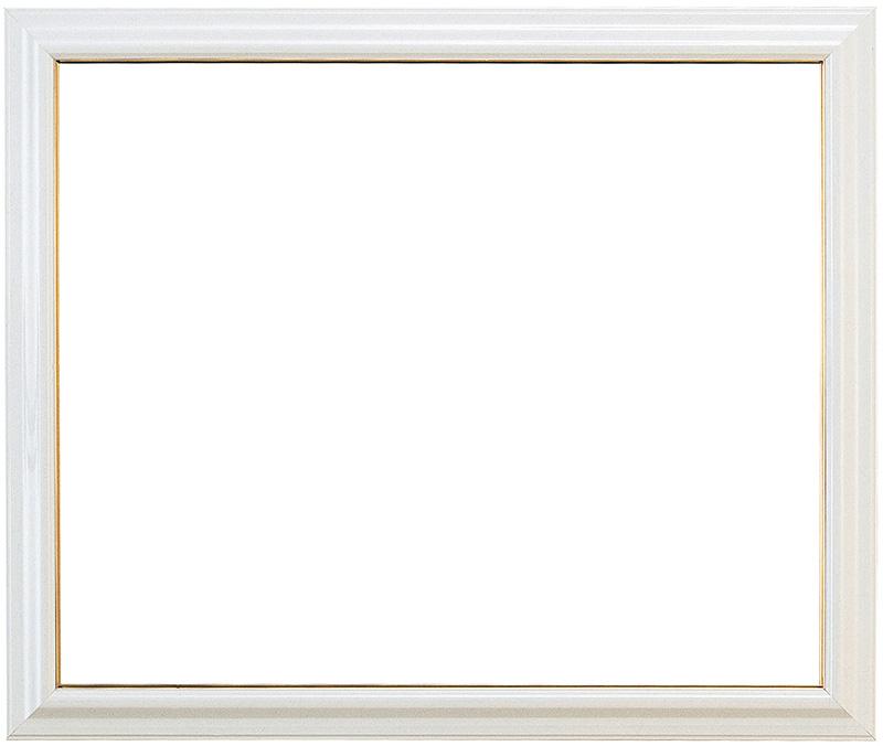 デッサン額縁 D281/白 大全紙サイズ(727×545mm)☆前面アクリル仕様☆【ラーソン・ジュール】【絵画/壁掛け/インテリア/玄関/アートフレーム】
