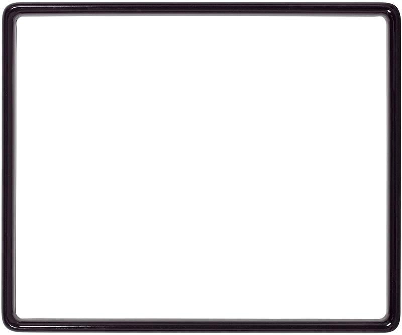 デッサン額縁 D716/黒 大全紙サイズ(727×545mm)☆前面アクリル仕様☆【ラーソン・ジュール】【絵画/壁掛け/インテリア/玄関/アートフレーム】