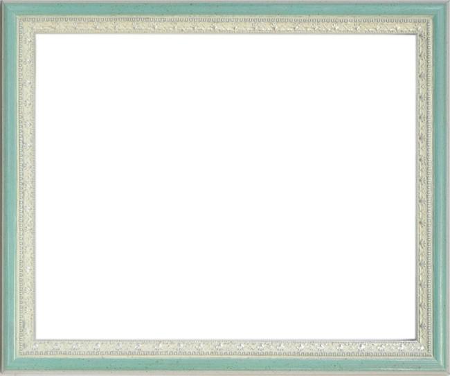 デッサン額縁 マジョルカ/Sブルー 大全紙(727×545mm) ☆前面アクリル仕様☆【ラーソン・ジュール】【絵画/壁掛け/インテリア/玄関/アートフレーム】