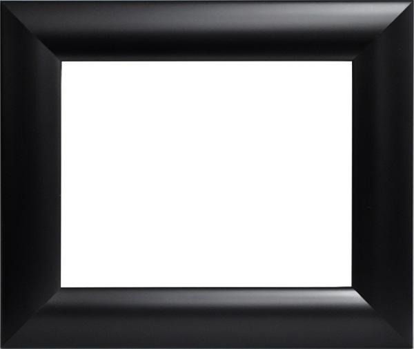 デッサン額縁 SF520/黒ツヤ消し A1サイズ(841×594mm) ☆前面アクリル仕様☆ ※受注生産品のため返品・交換不可※【送料別商品】【絵画/壁掛け/インテリア/玄関/アートフレーム】