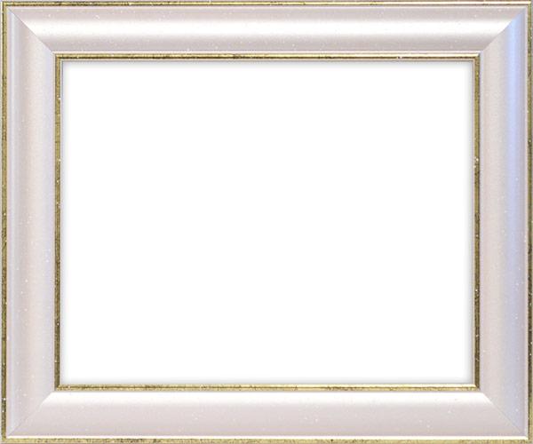 【アウトレット】デッサン額縁 ミラノ108/ピンク A0サイズ(1188×841mm) ☆前面アクリル仕様☆ ※受注生産品のため返品・交換不可※ 【送料別商品】