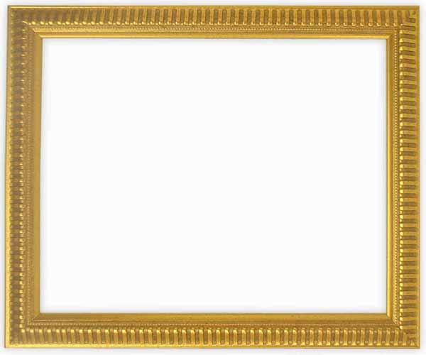 当店で最も安価なフレームですが この価格では考えられないほど高品質です 額縁 デッサン額縁 限定特価 9602 ゴールド インチサイズ 絵画 アートフレーム 254×203mm ☆前面アクリル仕様☆ 壁掛け インテリア 玄関 日本限定