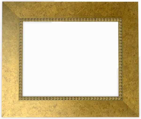 デッサン額縁 HQ869/ゴールド A0サイズ(1188×841mm) ☆前面アクリル仕様☆ ※受注生産品のため返品・交換不可※ 【送料別商品】
