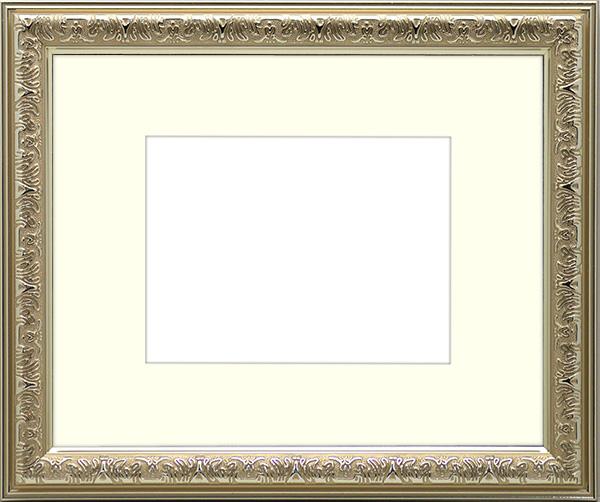 この見栄えでこの価格 樹脂製だから出来る 驚きの価格 額縁 写真用額縁 シャイン シルバー 写真全紙 期間限定今なら送料無料 壁掛け インテリア 即納送料無料 絵画 専用☆前面アクリル仕様☆マット付き 玄関 560×457mm アートフレーム