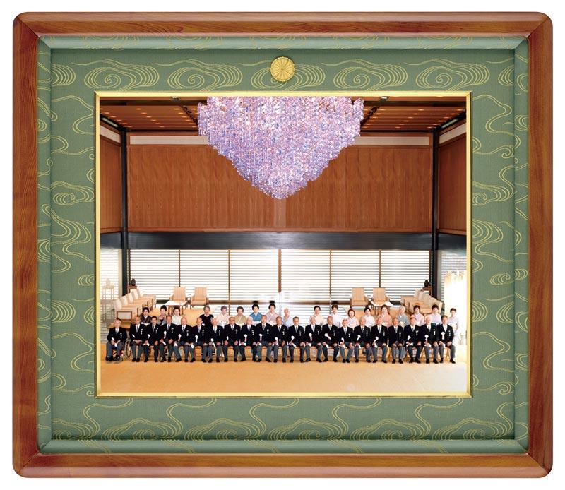 高級写真額 尊(みこと) R-8 半切【絵画/壁掛け/インテリア/玄関/アートフレーム】