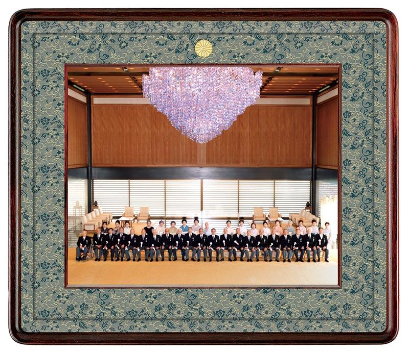 高級写真額 天(てん) N-8 半切【絵画/壁掛け/インテリア/玄関/アートフレーム】