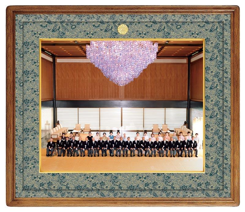 高級写真額 豊(ゆたか) A-8 半切【絵画/壁掛け/インテリア/玄関/アートフレーム】