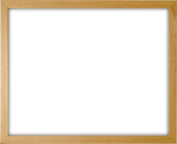 デッサン額縁 D771/木地 小全紙サイズ(660×509mm) ☆前面アクリル仕様☆【ラーソン・ジュール】【絵画/壁掛け/インテリア/玄関/ナチュラル/リビング/アートフレーム】
