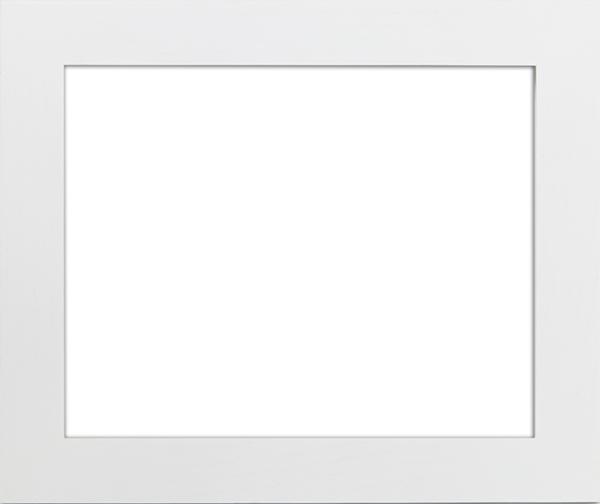 デッサン額縁 D788/ホワイト 大全紙(727×545mm)☆前面アクリル仕様☆【ラーソン・ジュール】【絵画/壁掛け/インテリア/玄関/アートフレーム】