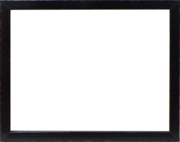デッサン額縁 コモド/黒 大衣(509×394mm)☆前面アクリル仕様☆【ラーソン・ジュール】【絵画/壁掛け/インテリア/玄関/アートフレーム】