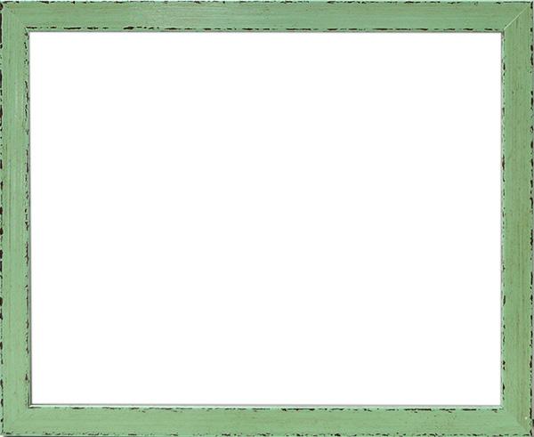 デッサン額縁 コモド/緑 三三(606×455mm)☆前面アクリル仕様☆【ラーソン・ジュール】【絵画/壁掛け/インテリア/玄関/アートフレーム】