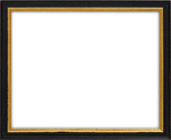 デッサン額縁 マドリード/黒 大全紙(727×545mm)☆前面アクリル仕様☆【ラーソン・ジュール】【絵画/壁掛け/インテリア/玄関/アートフレーム】