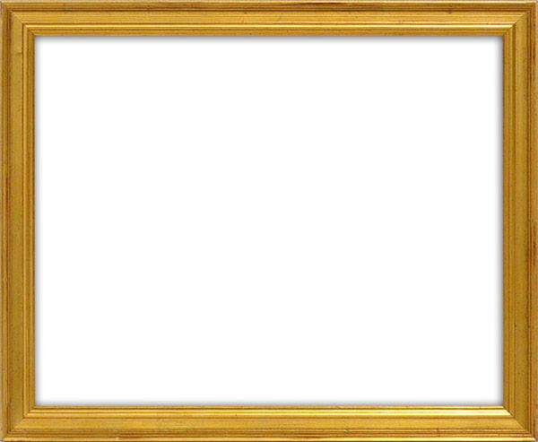 デッサン額縁 マドリード/金 大全紙(727×545mm)☆前面アクリル仕様☆【ラーソン・ジュール】【絵画/壁掛け/インテリア/玄関/アートフレーム】
