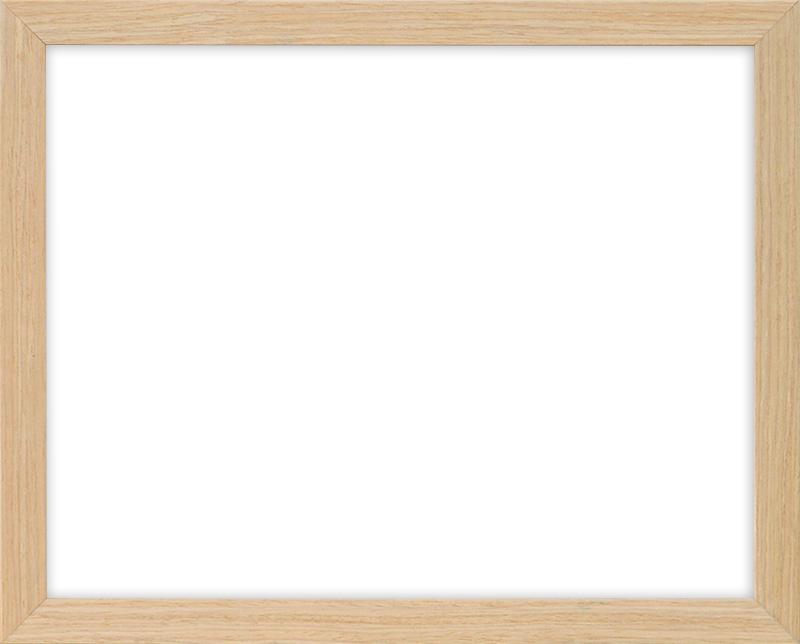 デッサン額縁 ウェンディ/木地 大全紙サイズ(727×545mm) ☆前面アクリル仕様☆ 【ラーソン・ジュール】【絵画/壁掛け/インテリア/玄関/ナチュラル/リビング/アートフレーム】