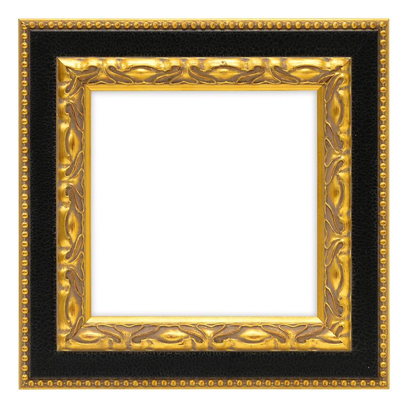 正方形額縁 9370黒 金 300角 300×300mm ☆前面ガラス仕様☆ いよいよ人気ブランド 年中無休 絵画 正方形 インテリア 記念品 アートフレーム 壁掛け 玄関