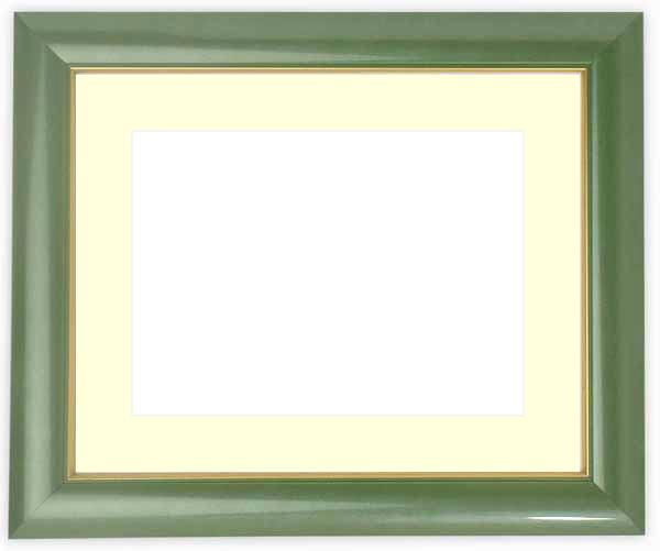 押し花額縁 30009/パールグリーン 大全紙サイズ(ガラス寸法724×542mm)【os-B】【絵画/壁掛け/インテリア/玄関/アートフレーム】