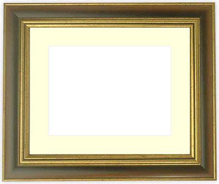 押し花額縁 9573/Gブラウン 小全紙サイズ(ガラス寸法657×506mm)【os-B】【絵画/壁掛け/インテリア/玄関/アートフレーム】