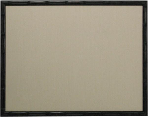 書道額 竹フレーム 書道半切(1360×350mm)作品専用※ベタ布貼り仕様※【送料別商品】【絵画/壁掛け/インテリア/玄関/アートフレーム】