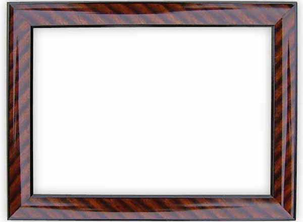 一般的な茶色の賞状額縁 B3サイズの賞状額をお探しの方に☆ 額縁 賞状額縁 上品 金ラック 出群 B3サイズ 515×364mm ☆前面ガラス仕様☆ krb3-g 玄関 ガ 壁掛け インテリア bt-st 褒賞 絵画 アートフレーム