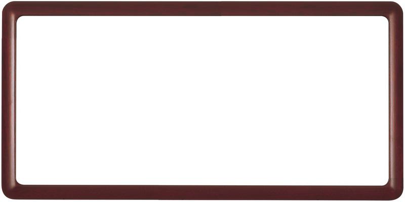 横長額縁 D715/セピア 770×450mm ☆前面アクリル仕様☆【ラーソン・ジュール】【絵画/壁掛け/インテリア/玄関/アートフレーム】