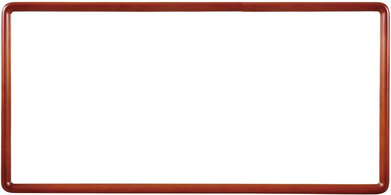 横長額縁 D717/オーク 900×450mm ☆前面アクリル仕様☆【ラーソン・ジュール】【絵画/壁掛け/インテリア/玄関/アートフレーム】
