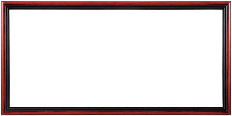 横長額縁 D772/セピア 900×450mm ☆前面アクリル仕様☆【ラーソン・ジュール】【絵画/壁掛け/インテリア/玄関/アートフレーム】