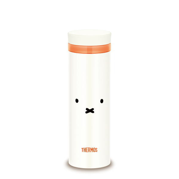 Thermos miffy (Miffy) vacuum insulated jmy 0.35 L JNO-350B LP
