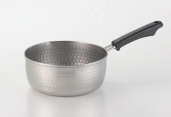 IH対応ステンレス製雪平鍋 日本製 行平鍋 ステンレス雪平鍋 格安店 味壱 倉庫 SJ1299 20cm