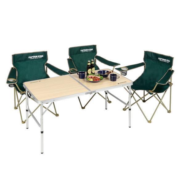 ジャストサイズ ラウンジチェアで食事がしやすいテーブルM 4~6人用 UC-516