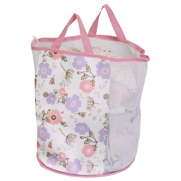 安心の定価販売 受注生産品 収納 洗濯 運ぶが一つになった洗濯ネット ズボラーネット バッグ型大