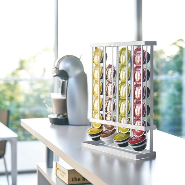 Tower / 【RCP】 タワー 【送料無料/在庫有/あす楽】 Lサイズ用 マグネットコーヒーカプセルホルダー