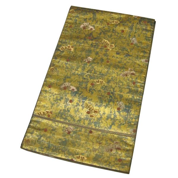 【中古】中古美品 (服部織物) 高級袋帯 六通柄 高級袋帯 (服部織物), 特注看板屋:398b69b5 --- m2cweb.com