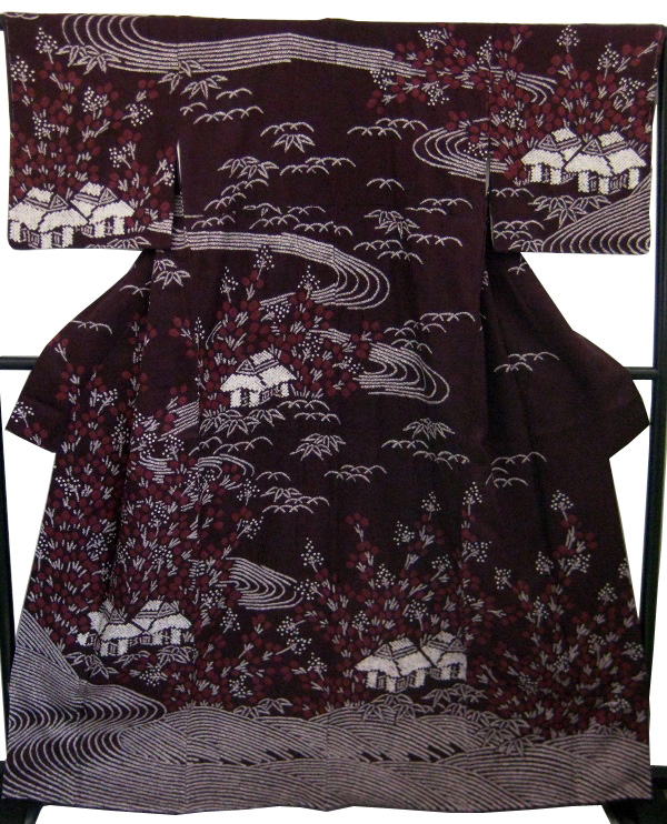 特価品 新品 数量限定 至上 女袷 絞り 訪問着 正絹