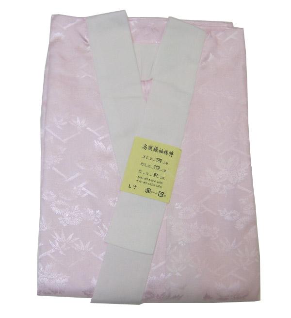 【新品】 女単衣袖無双 振袖用 長襦袢(ポリエステル)