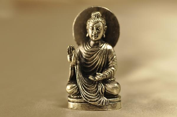 期間限定特別価格 人気激安 極小仏像 仏陀