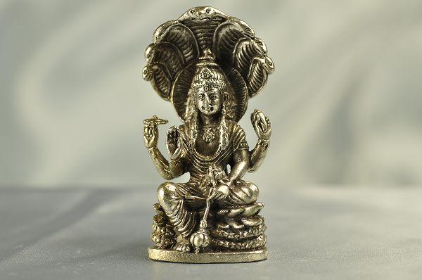 直営限定アウトレット 供え 極小仏像 ヴィシュヌ神