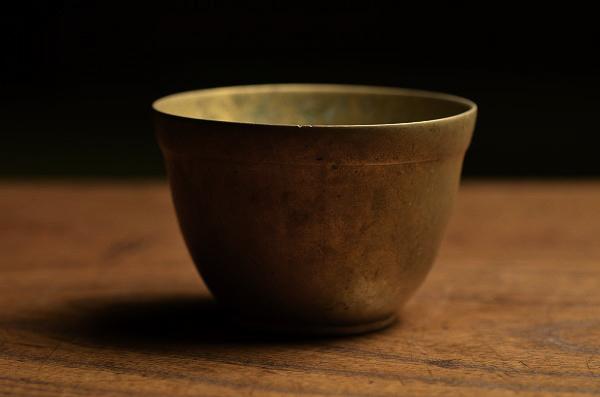古仏器 黄銅製