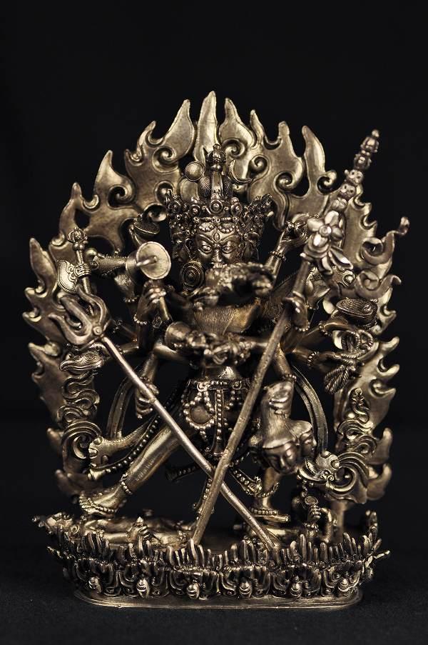 格安販売中 チャクラサンバラ 純銀製彫金仕上げ 一点もの, ハロウィンランド:251ce266 --- superbirkin.com