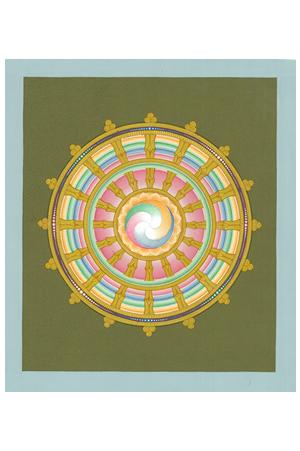 世界的に 肉筆仏画 法輪ヤントラa肉筆仏画 法輪ヤントラa, HDCトータルプロショップ:857fa0dd --- hortafacil.dominiotemporario.com